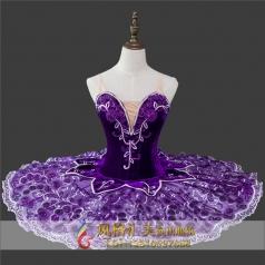 新款芭蕾舞服装舞台表演服定做_风格汇美演出服饰