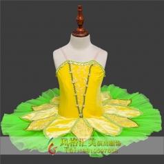 新款儿童芭蕾演出服装定制_风格汇美演出服饰