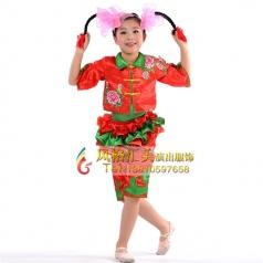 新款儿童舞台表演服装定做_风格汇美演出服饰