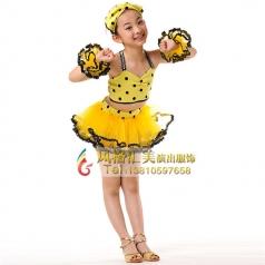 新款儿童舞蹈演出服装定做_风格汇美演出服饰