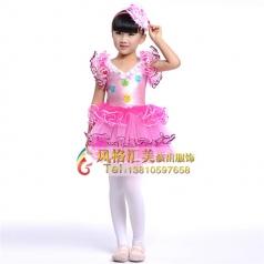 儿童舞蹈队服装,舞蹈队服饰定制专家_风格汇美演出服装