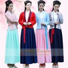 新款影视古装女汉服古装服装七仙女公主裙