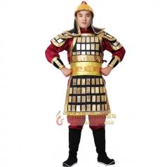 新款影视盔甲古代将军盔甲服古装铠甲定制