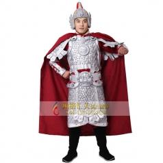 新款舞台盔甲铠甲服装设计将军盔甲服装设计
