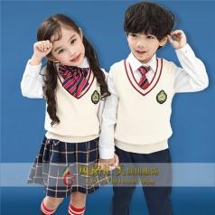 儿童校园服装学校儿童演出舞台服设计定制厂家