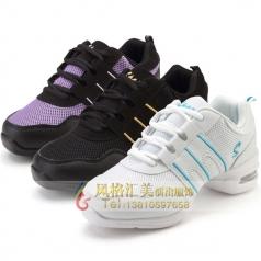 新款健美操多款舞鞋健美操舞鞋定制设计厂家