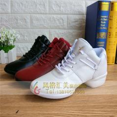 风格汇美健身健美操舞鞋透气定制设计厂家