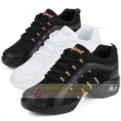 风格汇美健美操舞鞋白鞋比赛鞋设计定制厂家