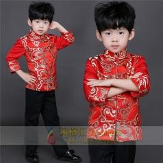 新款儿童演出礼服定制设计厂家直销