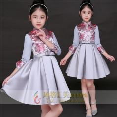 新款儿童舞台表演服装定制设计厂家