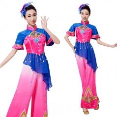 新款女款古典舞蹈服装定制设计厂家