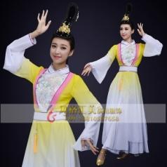 经典剧目《忆故人》舞蹈服装江南雨伞舞演出服装艺考舞蹈服装定制!