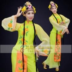 经典剧目《春闺梦》舞蹈演出服装艺考飘逸舞剧舞台成人舞蹈演出服装定制!