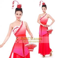 经典剧目《美人归》舞蹈演出服装艺考成人舞台舞蹈表演服装新款舞蹈演出服装定制!