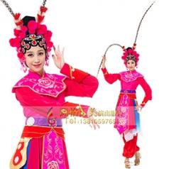 经典剧目《红玉丹心》舞蹈舞台服装新款艺考舞台演出服装新款舞台舞蹈服装定制!